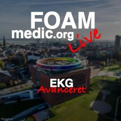 Klik på logoet for venteliste  *** EKG avanceret i Århus, 2200 dkr inkl. moms