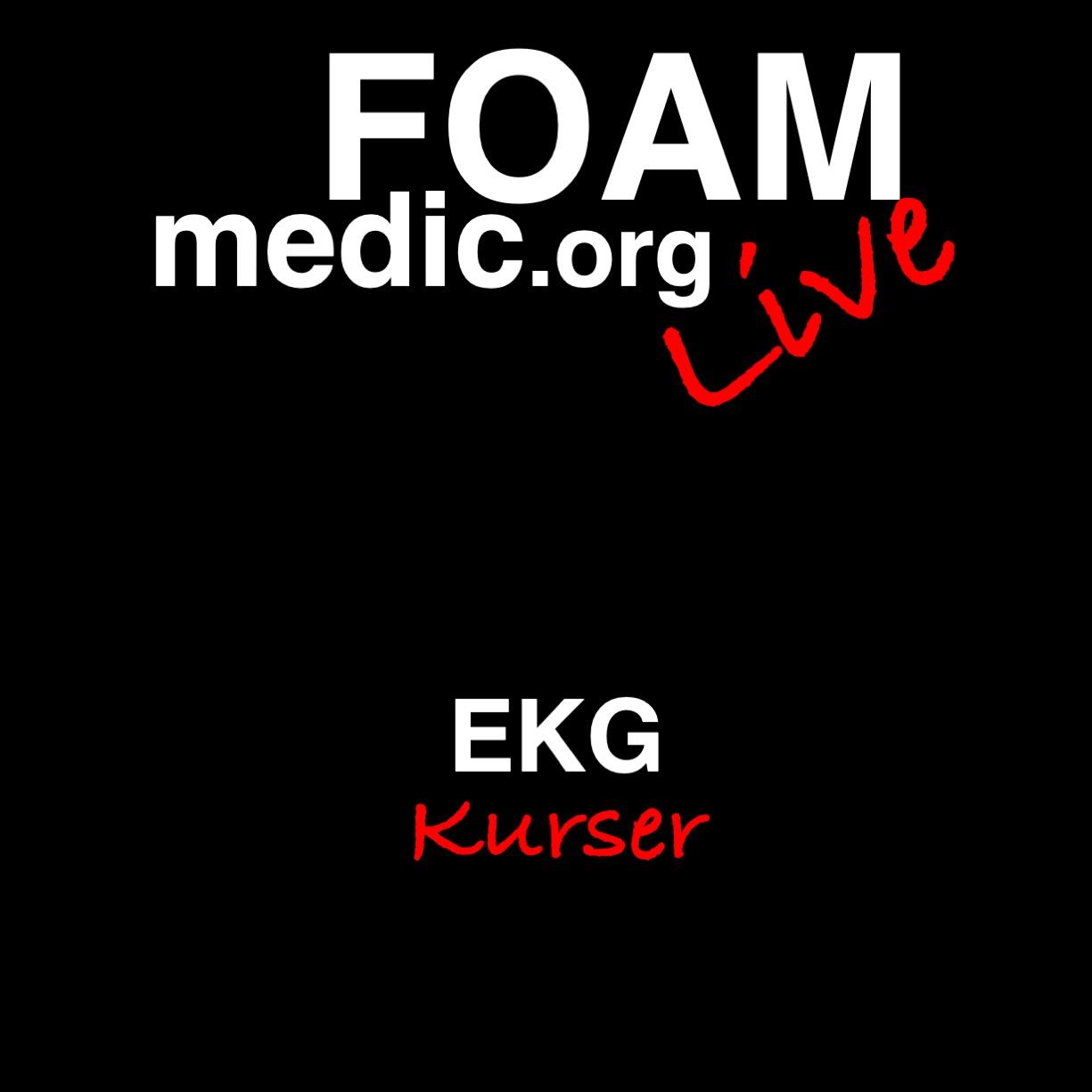 EKG kurser