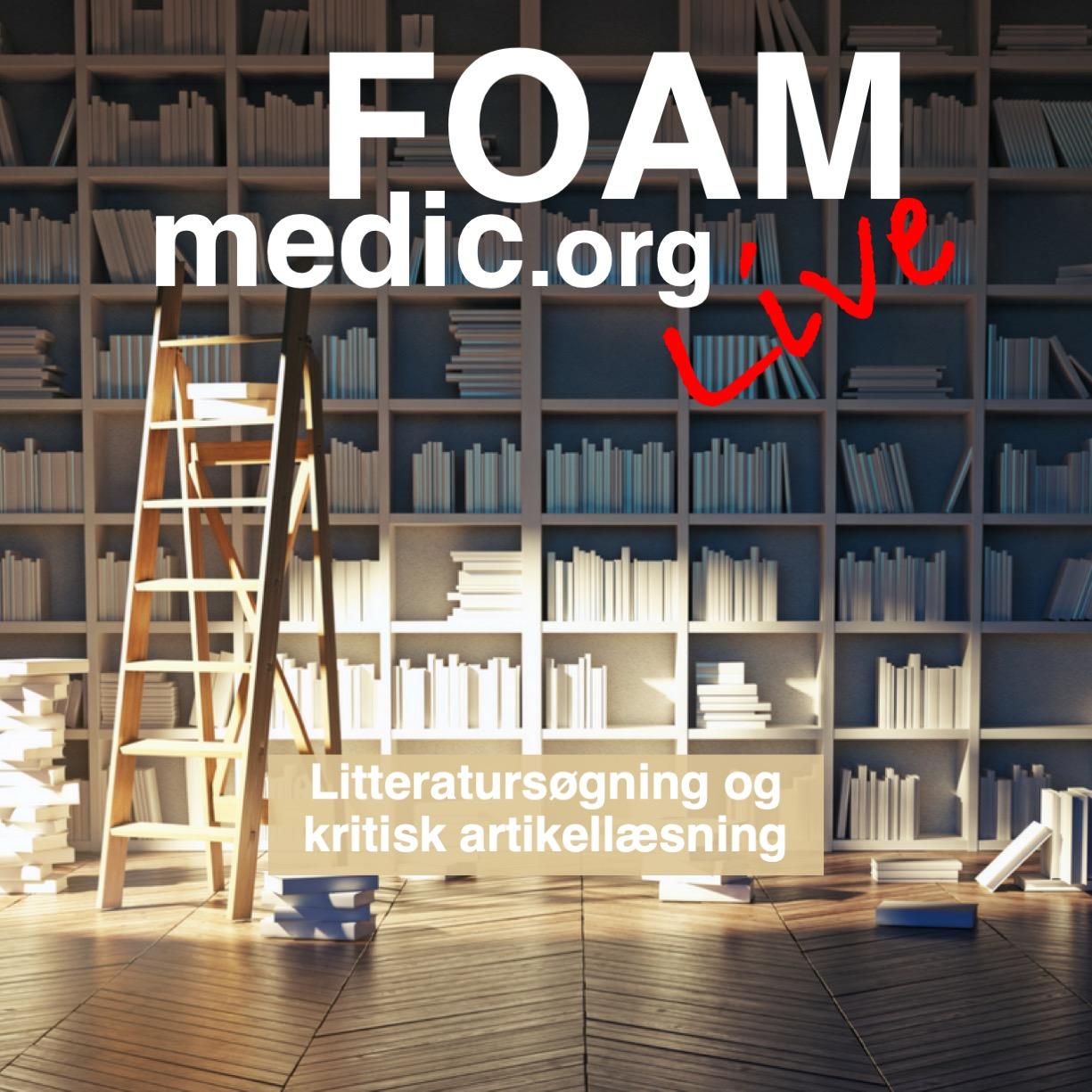 Litteratursøgning og kritisk artikellæsning